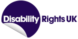 Disability rights website
