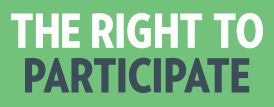 Right to participate logo